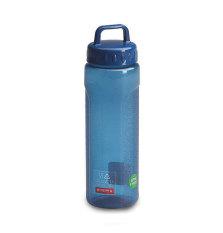 Lion Star - Track Sport Bottle 301 (820 ml) NN-91 (HItam/Biru)