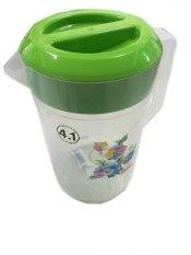 Harga Lionstar Teko Air Plastik Transparant Water Jug 4 1L Green Asli Lion Star
