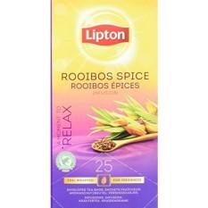 Lipton Rooibos Kräutertee, 6er Bungkus (6X89G)-Internasional