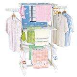 Toko Jual Liveo Jemuran Baju Lv708 Triple Decker Clothes Hanger
