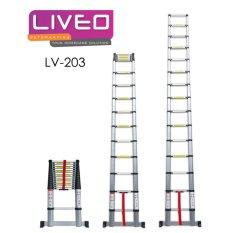 Toko Liveo Lv 203 Tangga Telescopic Single 4 4 Meter Murah Dki Jakarta