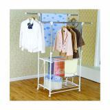 Toko Liveo Lv728 Double Pole Clothes Hanger Jemuran Lengkap