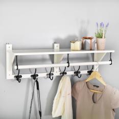 LIVIEN Furniture Rak Dinding Stella - Rak Gantung - Rak Baju - Rak Minimalis