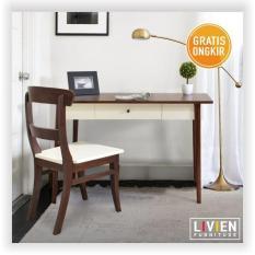 Katalog Livien Meja Belajar Meja Kerja Meja Kantor Mid Century Livien Furniture Terbaru