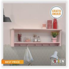 Beli Livien Rak Gantung French Series Livien Furniture Online