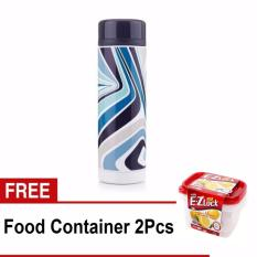 Review Lock Lock Hot Cool Slim Tumbler 270Ml Free Food Container 1 3L 2 Pcs Di Indonesia
