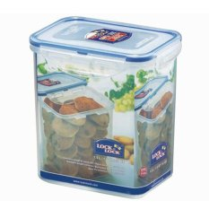 Review Pada Lock Lock Food Container Hpl812H Rectangular Tall Food Container 1 5L