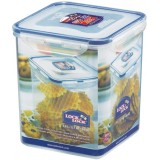 Spesifikasi Lock Lock Food Container Hpl822B Square Tall 2 6L Bagus