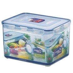 Toko Lock Lock Food Container Hpl838 Rectangular Tall 9 0L With Tray Terlengkap