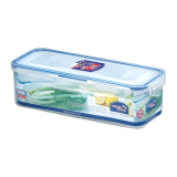 Promo Lock Lock Food Container Hpl843 Rectangular Tall Food Container 1 6L Tray Akhir Tahun