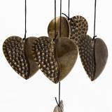Diskon Produk Cinta Hati 8 Halaman Taman Dekorasi Ruang Tamu Luar Ruangan Tabung Angin Bunyi Genta Lonceng