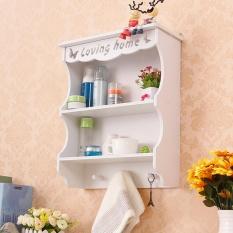 Jual Loving Home Rack Rak Vintage 2 Susun Rak Dinding Termurah