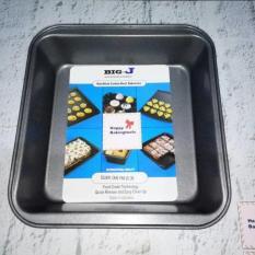 Loyang Teflon Square Pan- Loyang Kue Kotak Teflon- Loyang Cake Teflon - Foinic
