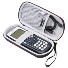 Jual Ltgem Hard Eva Penyimpanan Portabel Case Untuk Texas Instruments Ti 84 89 83 Plus Ce Grafis Kalkulator Intl Termurah