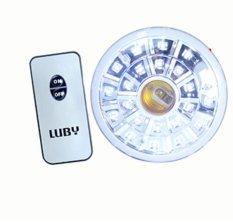 Jual Luby Emergency Lamp Remote Control Putih Online Di Di Yogyakarta