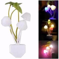 Lucky - Lampu Tidur Jamur Sensor Cahaya Avatar - 1 Pcs