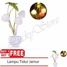 Lucky - Lampu Tidur Jamur Sensor Cahaya Avatar Buy 1 Get 1 Free