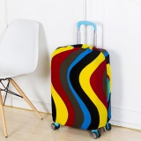 Toko Luggage Cover 18 20 Inches Elastic Nonwoven Dust Proof Travel Bag Suitcase B Intl Lengkap Di Tiongkok