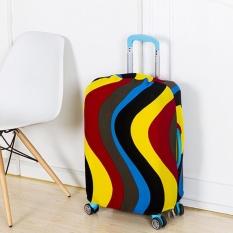 Harga Termurah Luggage Cover 18 20 Inches Elastic Nonwoven Dust Proof Travel Bag Suitcase B Intl