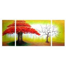 Lukisanku Lukisan Modern - HD31-PYL - Lukisan Tangan