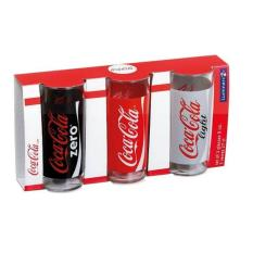 LUMINARC Gelas Coca Cola Tumbler 300ml (3pcs/set)