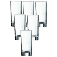 Luminarc Islande Gelas Minum 290 Ml Tinggi - 6pcs By Houseware Online.