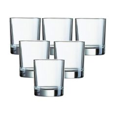 Jual Luminarc Islande Gelas Minum 300 Ml Rendah 6Pcs Luminarc Online