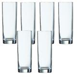Spesifikasi Luminarc Islande Gelas Minum 310 Ml Tinggi 6Pcs Lengkap Dengan Harga