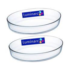 Beli Luminarc Serveware Oval 26X20 2 Pcs Online Terpercaya