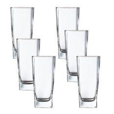 Beli Luminarc Sterling Gelas Minum 230 Ml 6 Pcs Secara Angsuran