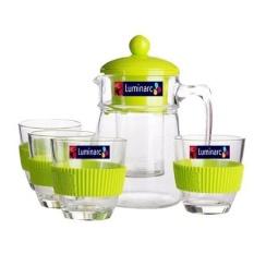 Jual Luminarc Tea Set Kone Anis 5Pcs Set Luminarc