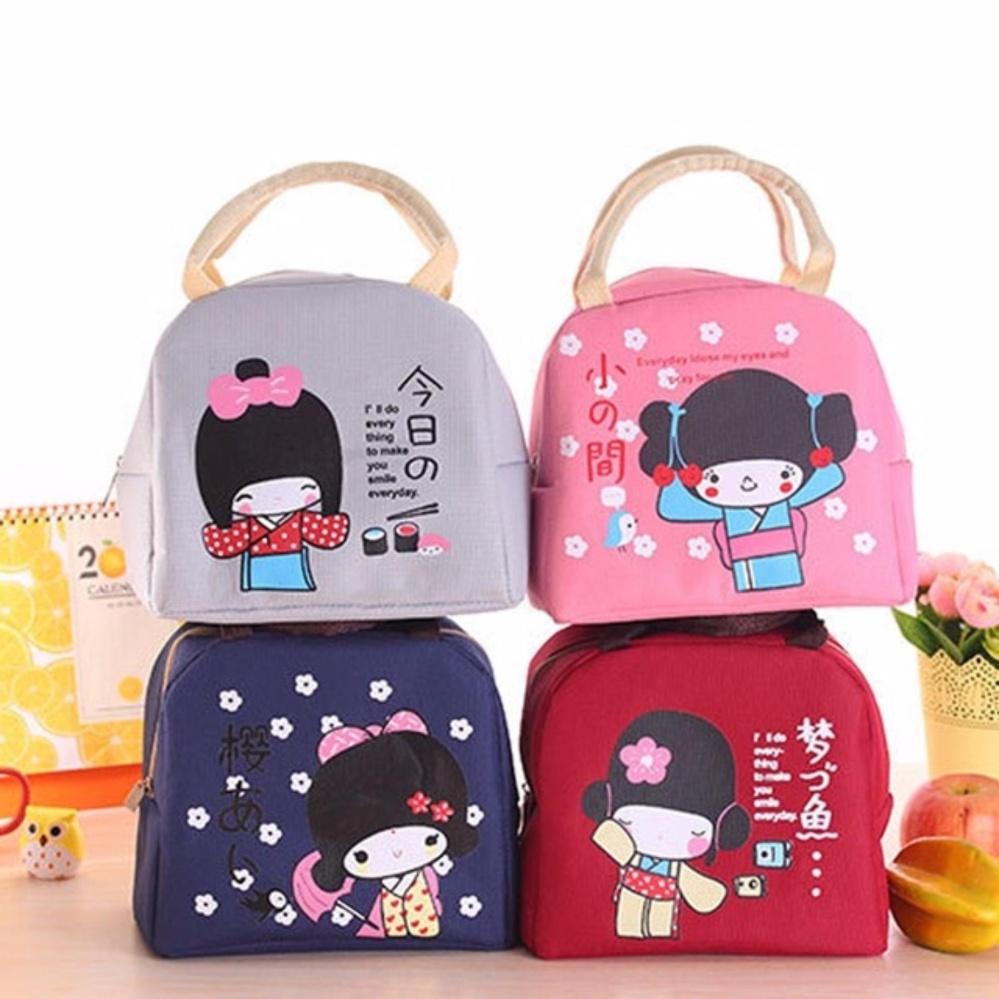 Price Checker Lunch Bag Japan - Tas Bekal Makan Siang Tas Penyimpanan Organizer Tas Bekal Anak
