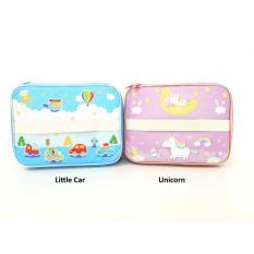 Toko Lunch Bag Tas Bekal Bahan Full Print Muat Lunch Box Kotak Makan Yooyee Online Di Dki Jakarta
