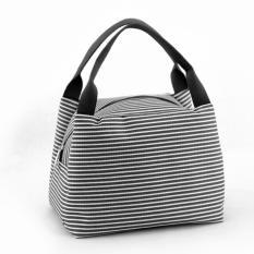 Harga Lunch Cooler Bag Kotak Penyimpanan Makanan Tote Thermal Isolasi Portable Haotom Baru