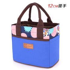 Cuci Gudang Lunch Cooler Bag Kotak Penyimpanan Makanan Tote