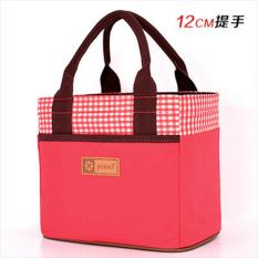 Beli Lunch Cooler Bag Kotak Penyimpanan Makanan Tote Online Terpercaya