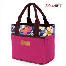 Harga Lunch Cooler Bag Kotak Penyimpanan Makanan Tote Asli