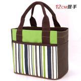Toko Lunch Cooler Bag Box Food Storage Tote Lengkap Tiongkok