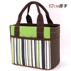 Harga Lunch Cooler Bag Box Food Storage Tote Baru