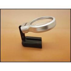 Luv Magnifier/ Kaca Pembesar Untuk Servis Dengan LED