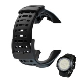 Luxury Rubber Watch Penggantian Band Strap For Suunto Ambit 3 Peak Ambit 2 The Asiamall Diskon 50