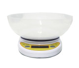 Toko Lynx Candy Timbangan Dapur Digital Dengan Mangkok Electronic Kitchen Scale With Bowl 5Kg Termurah