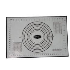 LZ Dapur Fiberglass Silikon Adonan Rolling Baking Mat Pastry Claypad Lembar Liner-Intl