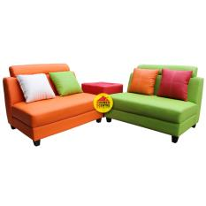 Harga Fcenter Sofa Orchid 211 Abu Abu Gratis 1 Unit Puff Khusus Source . Source ... with Puff. Maggio Sofa set Pantheon with Puff. Fcenter Sofa New .