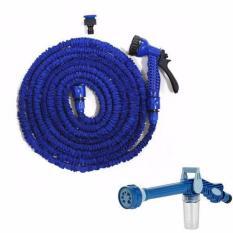 Magic Hose Selang Air Flexible 7.5M + EZ Water Cannon / Paket Basah