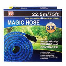 Magic X-hose Auto Expandable 22.5 m - Selang Air Fleksibel - Biru