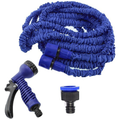 Beli Magic X Hose Auto Expandable 30 M Selang Air Fleksibel Biru Kredit