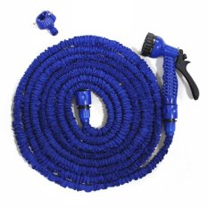 Harga Magic X Hose Auto Expandable 30 M With Connector Type A Selang Air Fleksibel Biru Magic