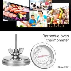 Magicworldmall Praktis Berkualitas Tinggi Seksi Jual Daging Praktis Dapur Anti Karat Termometer Makanan Elektronik BBQ-Internasional
