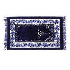 MagicWorldMall Praktis Berkualitas Tinggi Hot Sell Prayer Rug Maroko Karpet Mat Salat Sajada Turki Islam Islam Muslim Hot-Intl